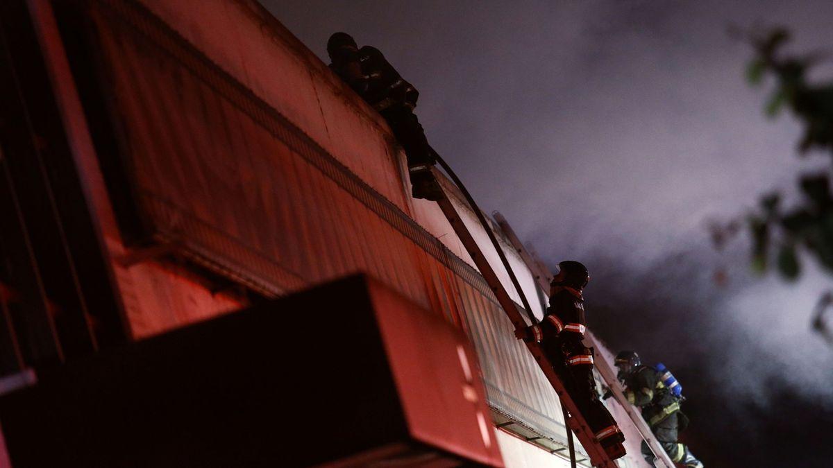Požár poničil brazilský filmový archív