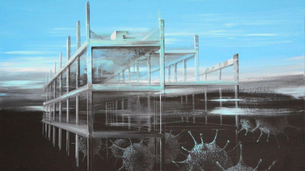 Spolupráce umění s industriálním prostorem