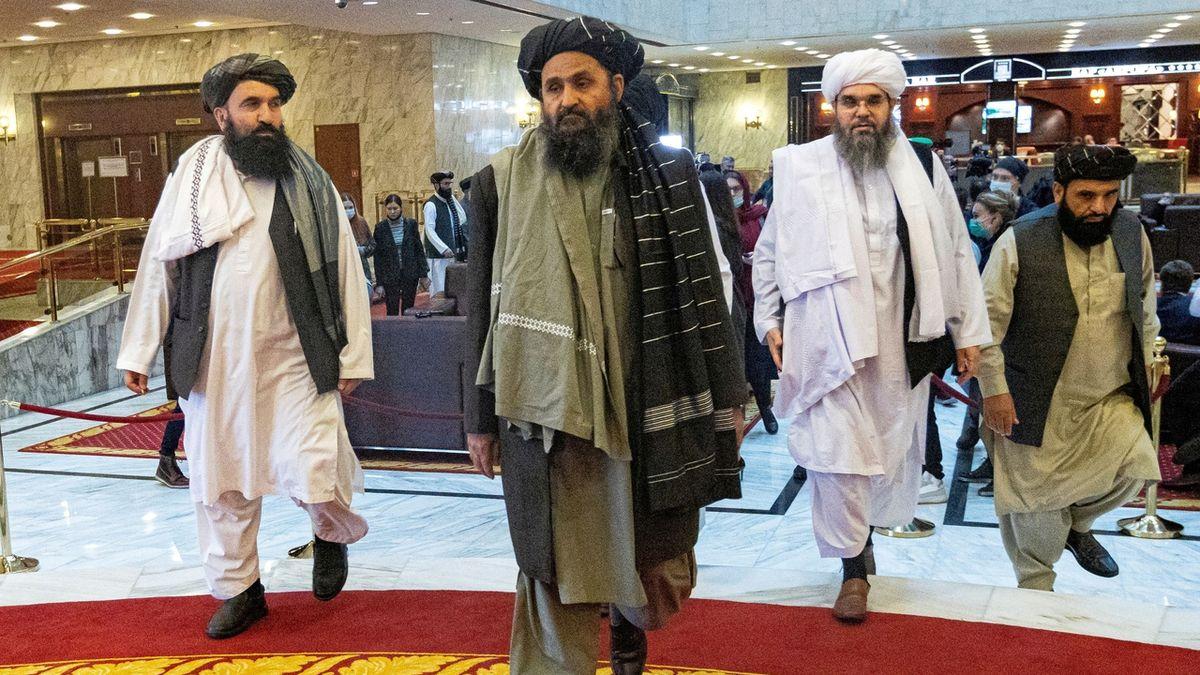 Tálibové se v prezidentském paláci v Kábulu mezi sebou porvali