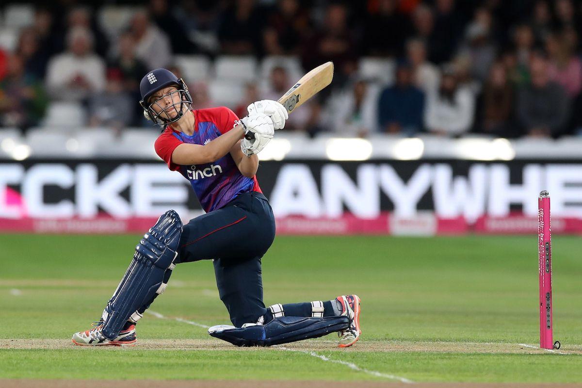 Hráč kriketu (ilustrační foto).