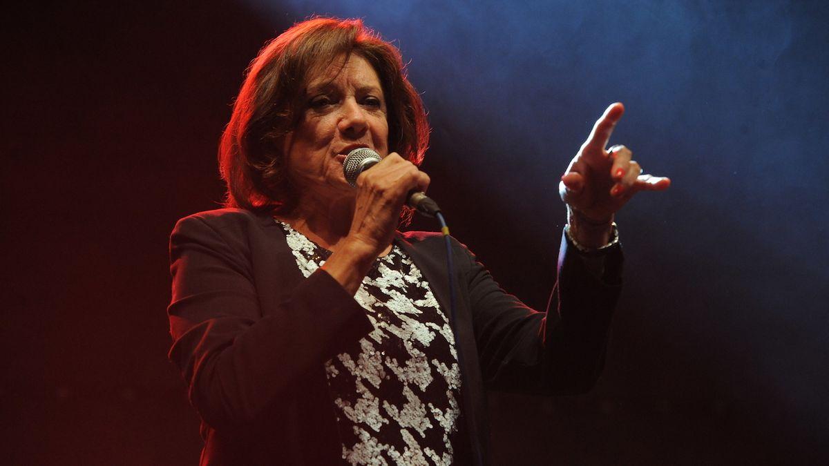 Marie Rottrová zpívala na festivalu Brod 1995,  Plastici v Brně nevystoupili