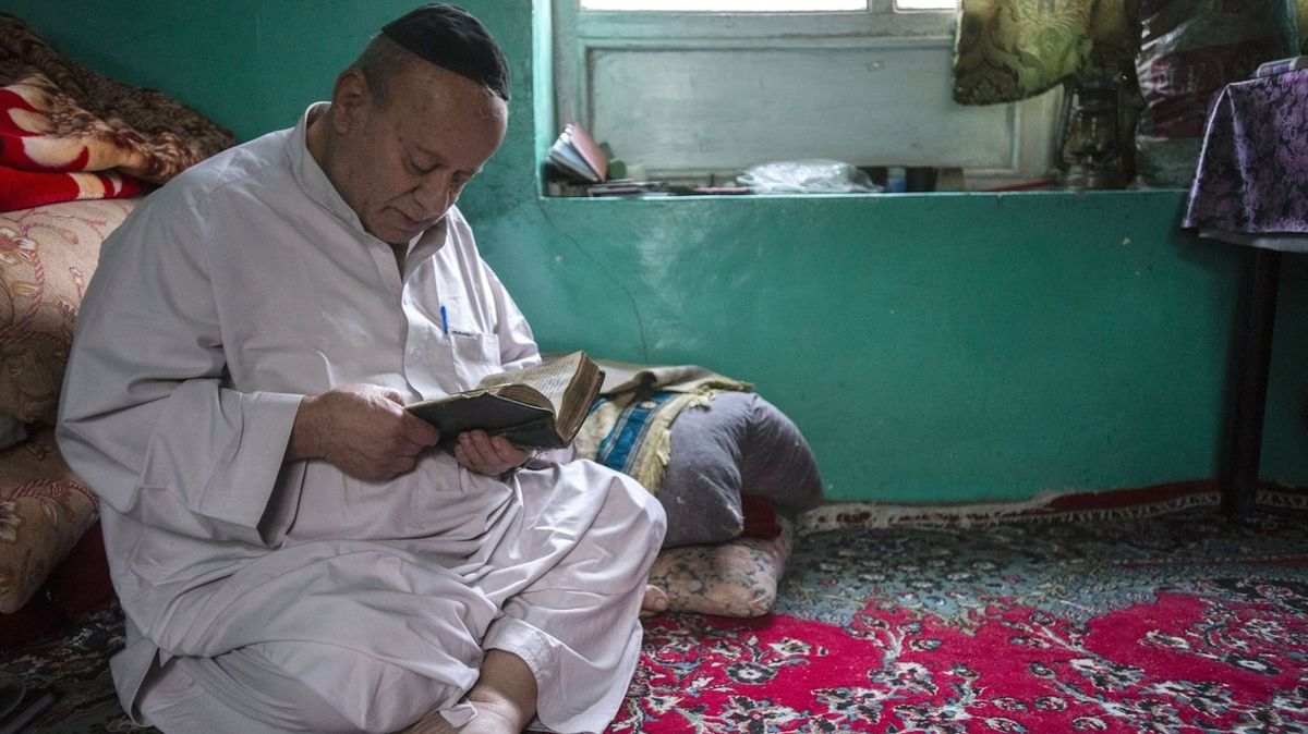 Poslední žid z Afghánistánu nakonec raději uprchl