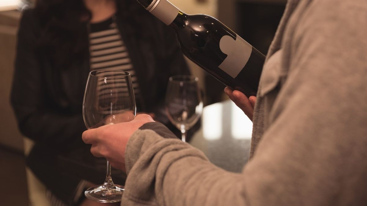 Nealkoholické víno je pro srdce stejně dobré jako to klasické