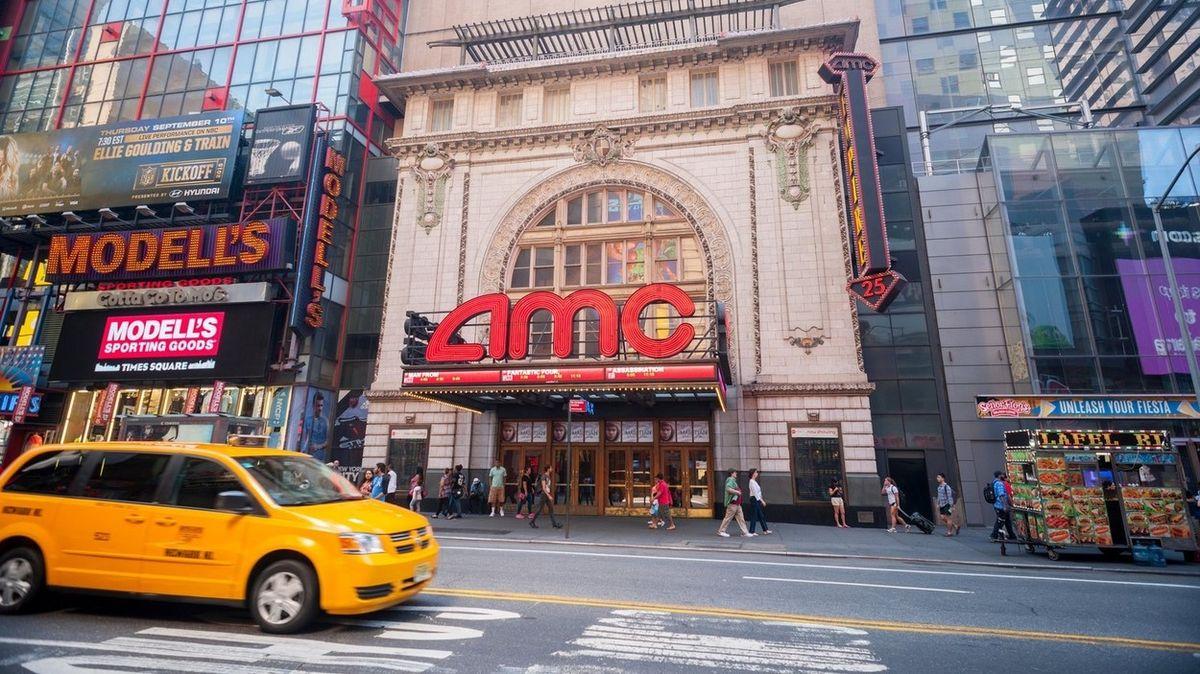 Za bitcoiny do kina. Řetězec AMC začne prodávat lístky za kryptoměny
