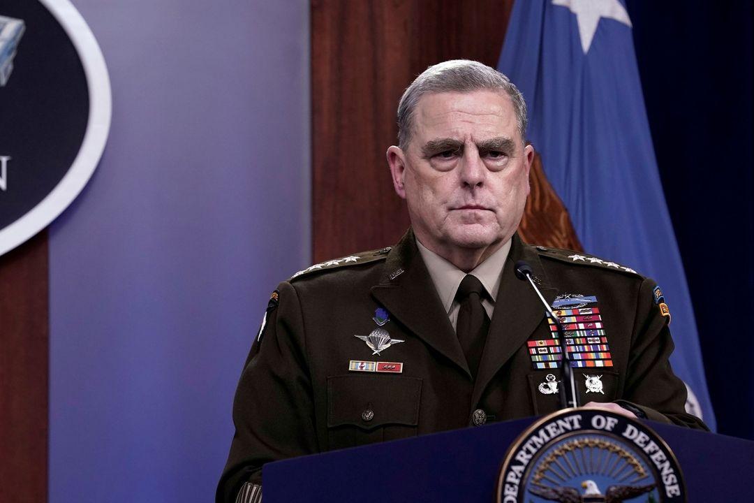 Generál Mark Milley