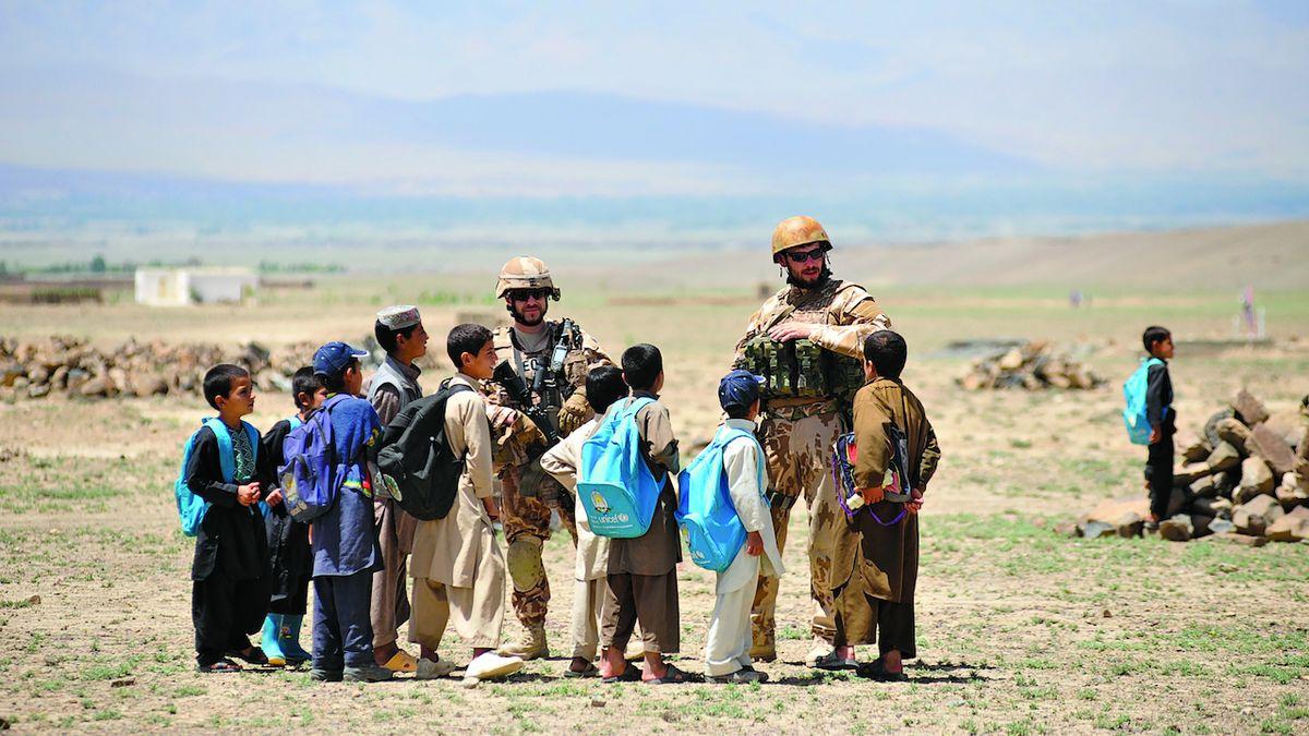 Veteráni z Afghánistánu: To se nedá nacvičit, to se musí zažít