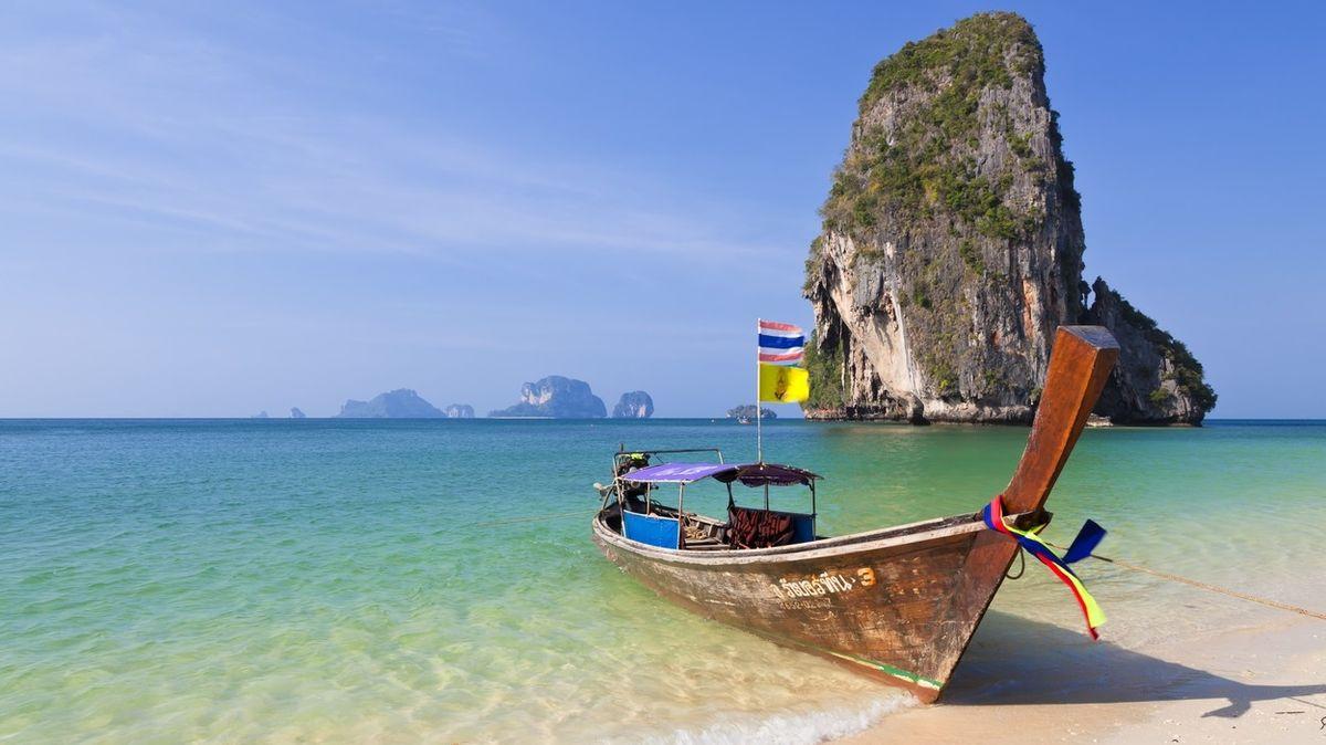 Do Thajska budou moci cestující ze 46 zemí bez karantény, mezi nimi i Češi