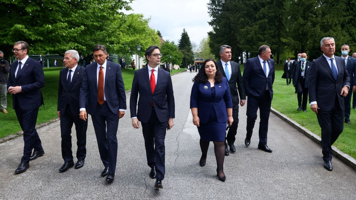 Balkánci si vůči EU připadají jako nechtěná nevěsta