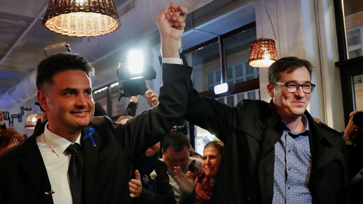 V příštích volbách bude Orbánovým vyzyvatelem Péter Márki-Zay