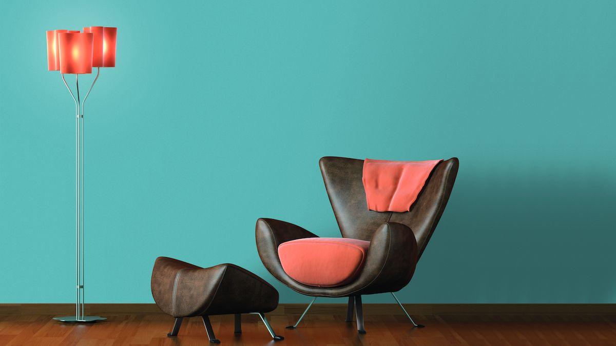 Barvy v bytě laďte podle pravidla 60-30-10