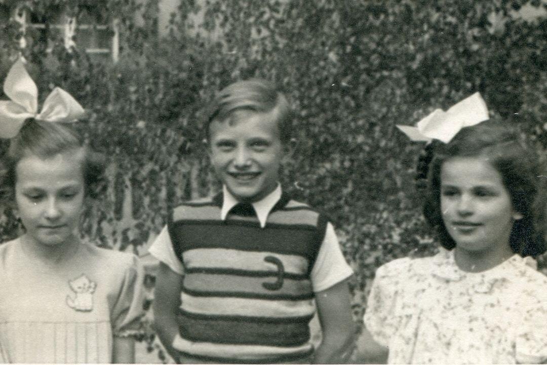 Fotografie z dětství
