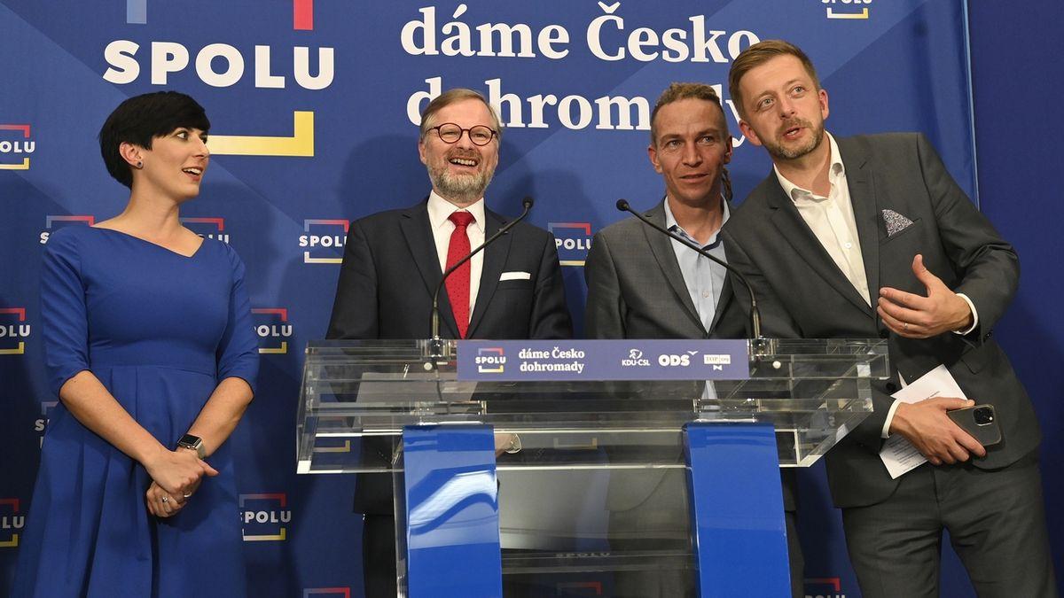 Weiss: Slovenské nadšení z výsledku českých voleb