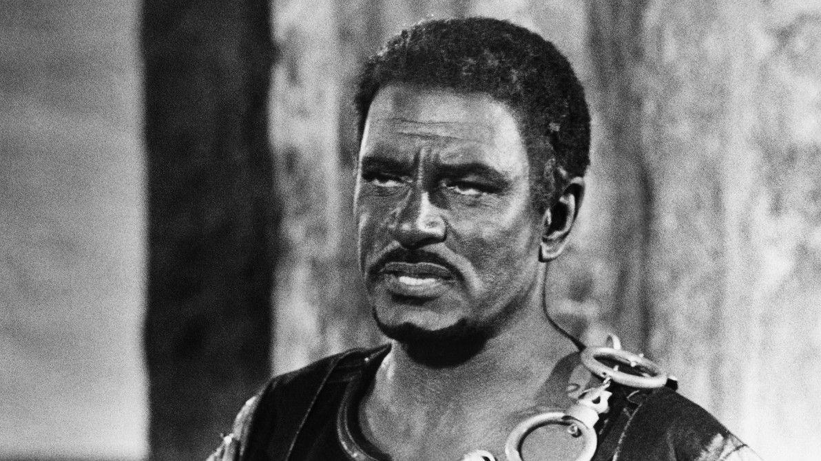 Lawrence Olivier jako Othello