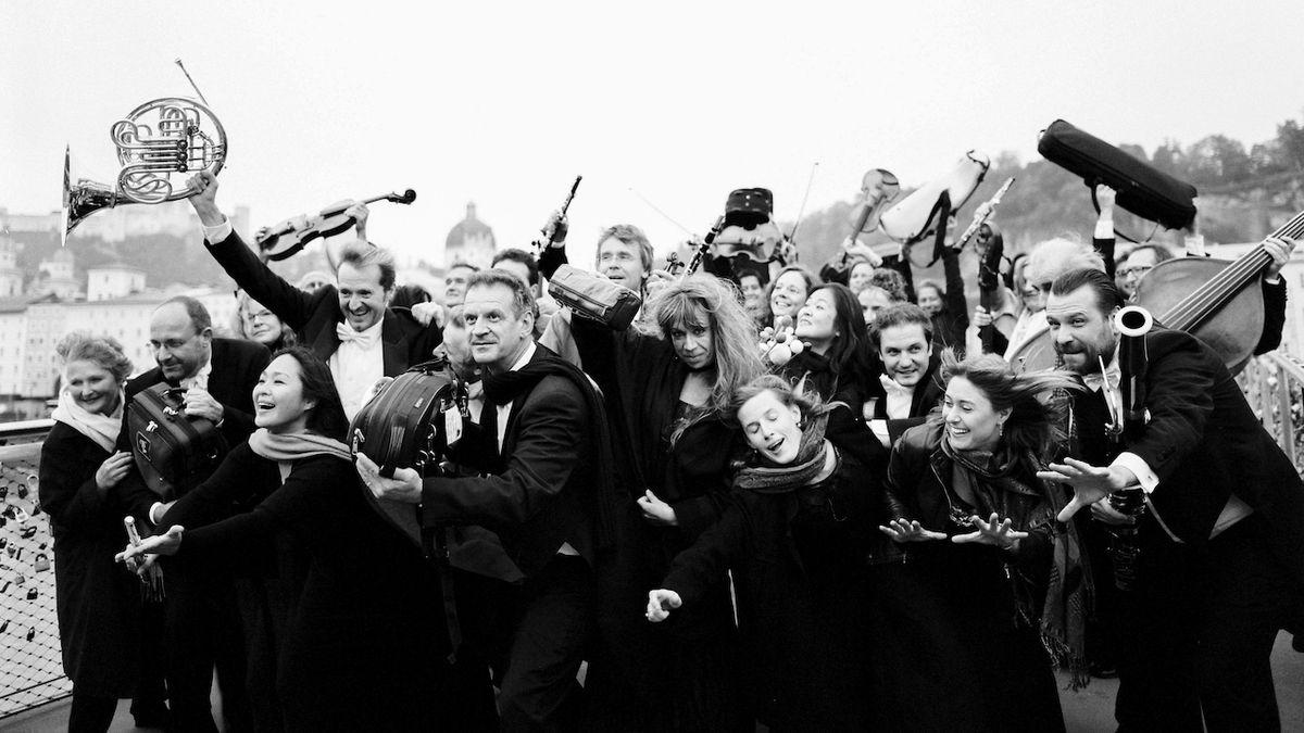 Camerata Salzburg: Moji Pražané mi rozumějí