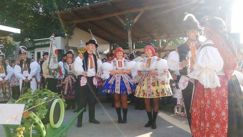 Na Slovácko se po koronavirové pauze vracejí hody