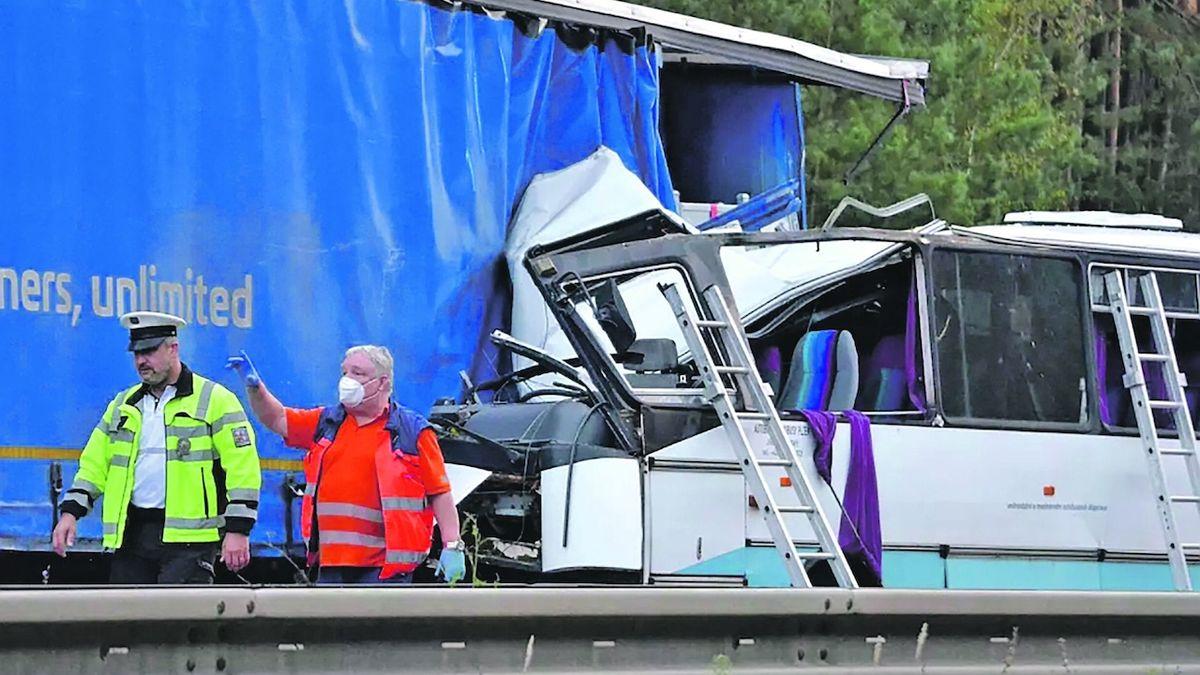 Vzorný autobusák dostal za tragickou nehodu podmínku