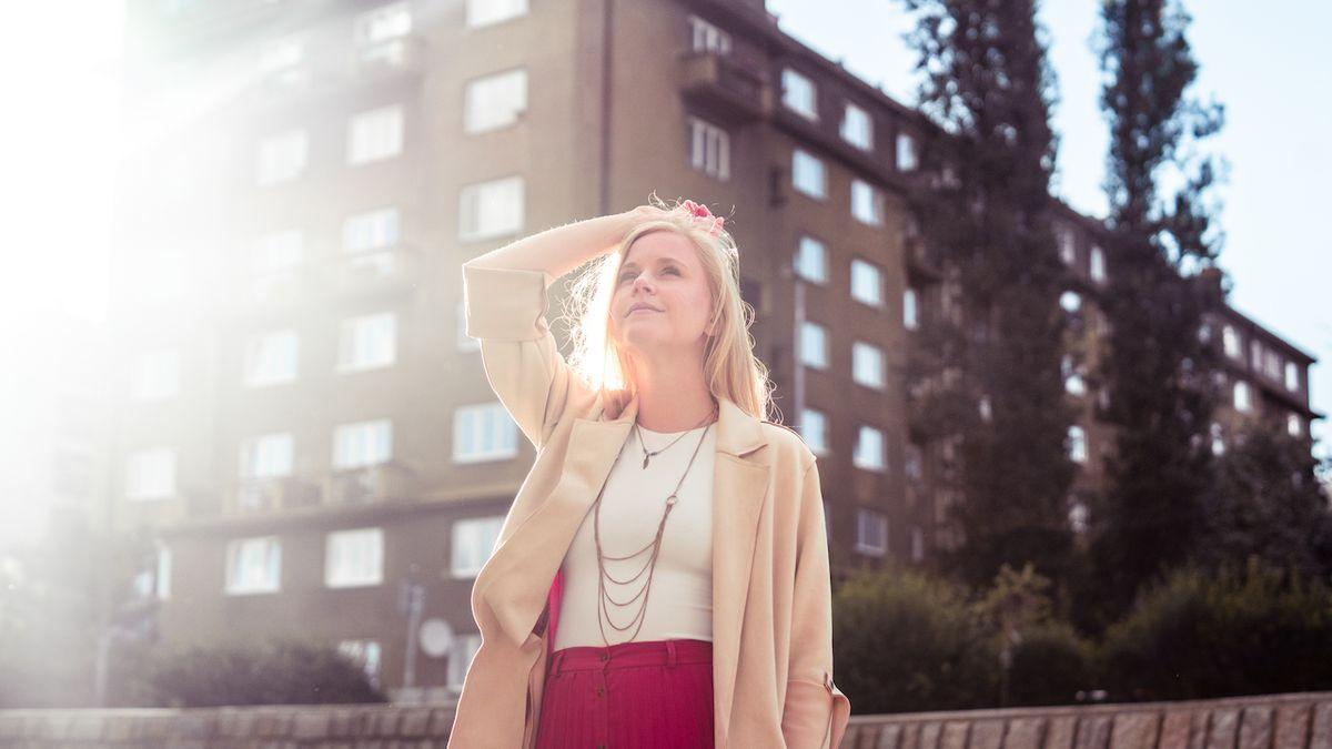 Blogerka Veronika Lechnerová: Věnuji se tématům ze života