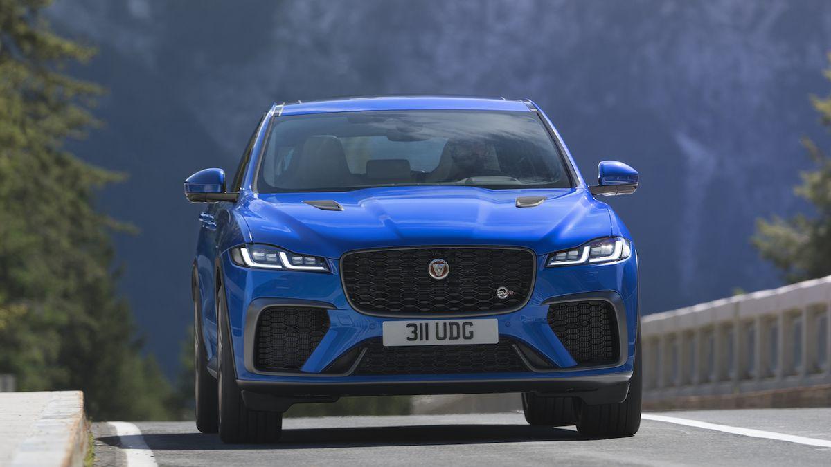 Jaguar bude vyrábět pouze elektromobily, a to zanedlouho