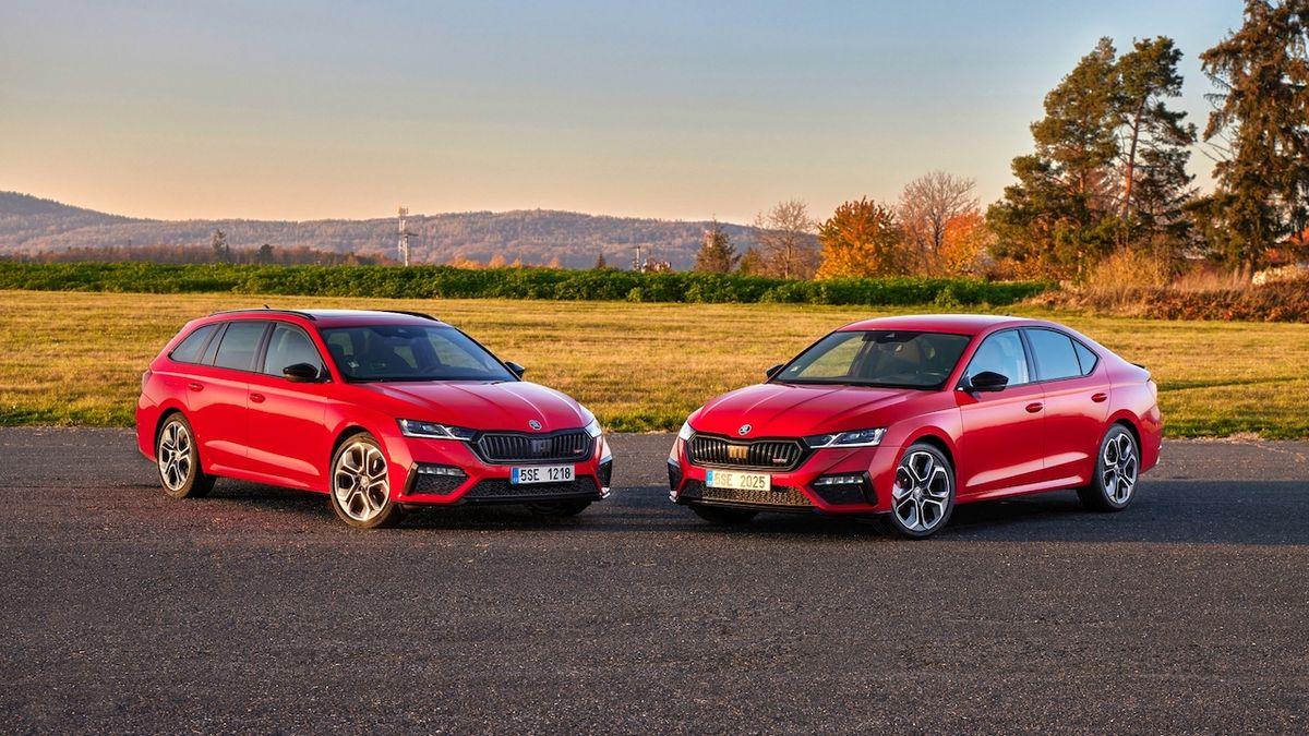 Ženským autem roku 2021 je i Škoda Octavia