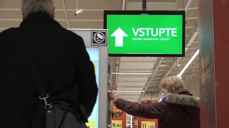Obchody se mohou v pondělí otevřít, i bez stavu nouze chtějí dbát na bezpečný provoz