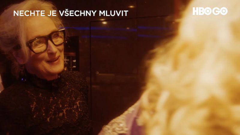Steven Soderbergh zveřejnil ukázku z nového filmu se Streepovou