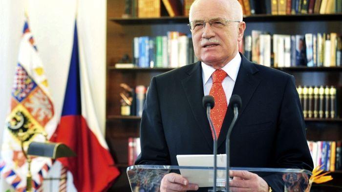 Václav Klaus, 2. prezident České republiky