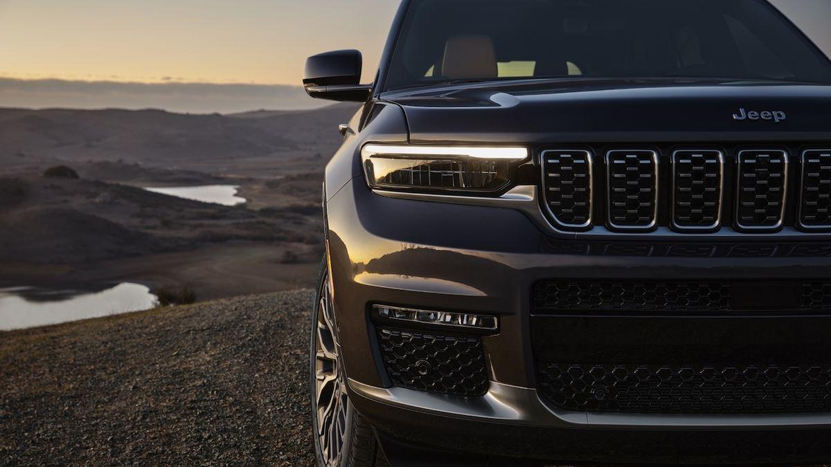 První Jeep na francouzské platformě má přijet už příští rok