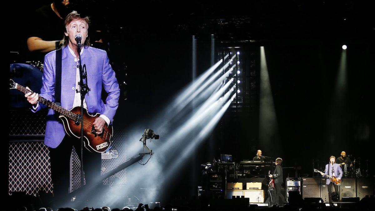 Vznikne dokumentární seriál o Paulu McCartneym