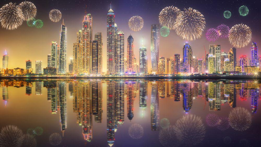 Stylová silvestrovská oslava? Dubajský hotel nabízí novoroční pobyt za 50 milionů korun