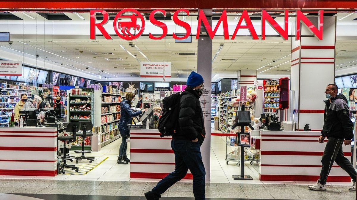 Rossmann loni zvýšil tržby a plánuje otevřít další pobočky