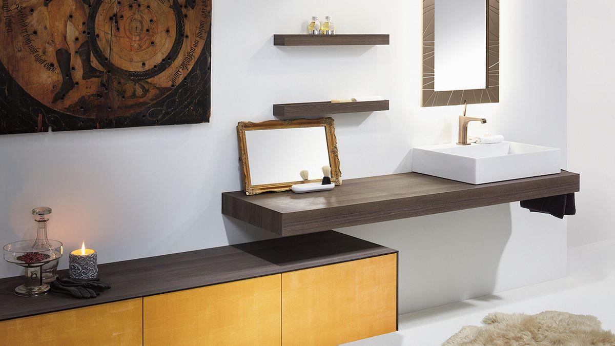 Nábytek do koupelny? Vybírejte praktický, s hezkým designem