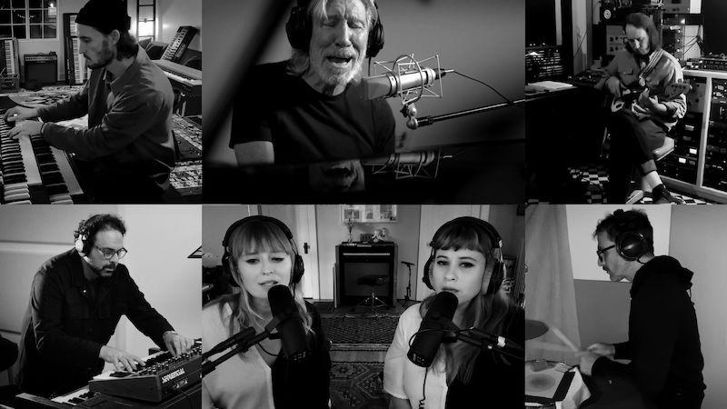 Roger Waters vydal video s novou verzí písně Pink Floyd