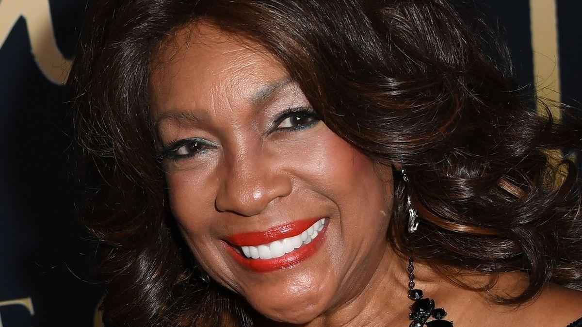 Zemřela zpěvačka The Supremes Mary Wilsonová
