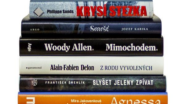 Knižní čtvrtek: Woody Allen, Palán, Bellová i zpověď ženy stalinského čekisty
