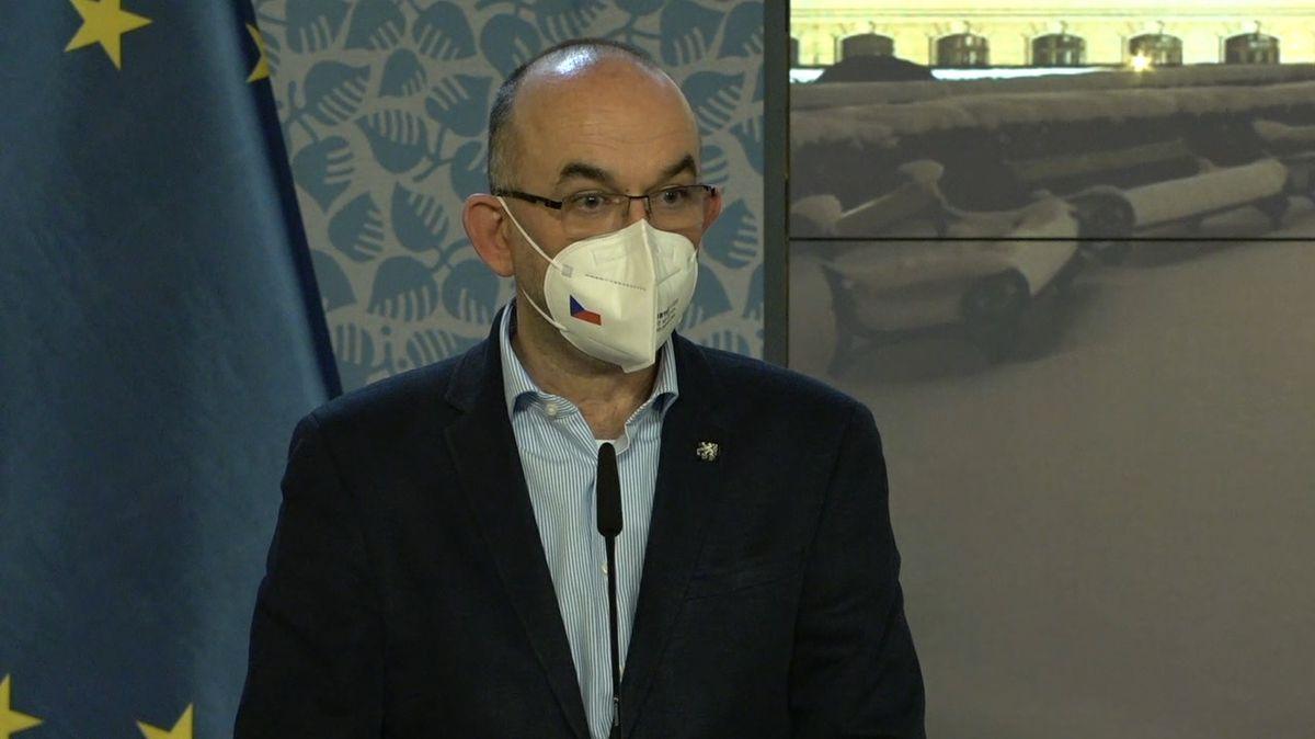 Pandemický zákon vrátil Senát poslancům, chce úpravy