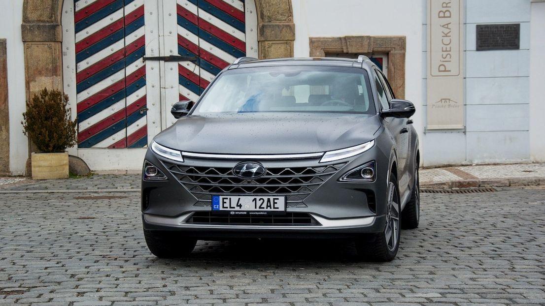 Auto budoucnosti? Test vodíkového elektromobilu Hyundai Nexo