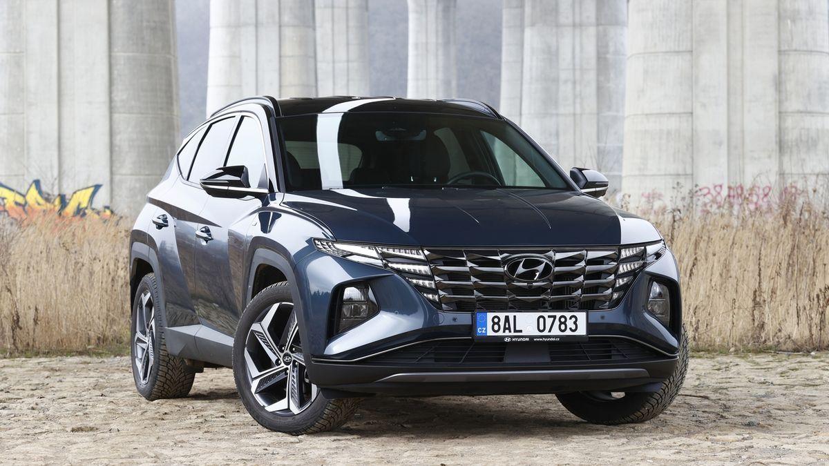 Test nového Hyundai Tucson: Odvážlivec