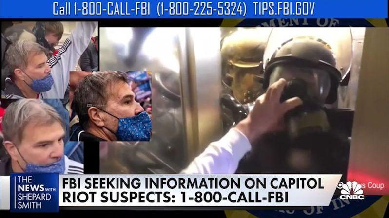 Nejzávažnější útoky proti policii. FBI zveřejnila další videa z útoku na Kapitol