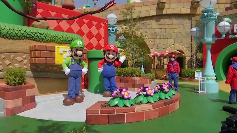 V Japonsku se otevřel dlouho očekávaný zábavní park