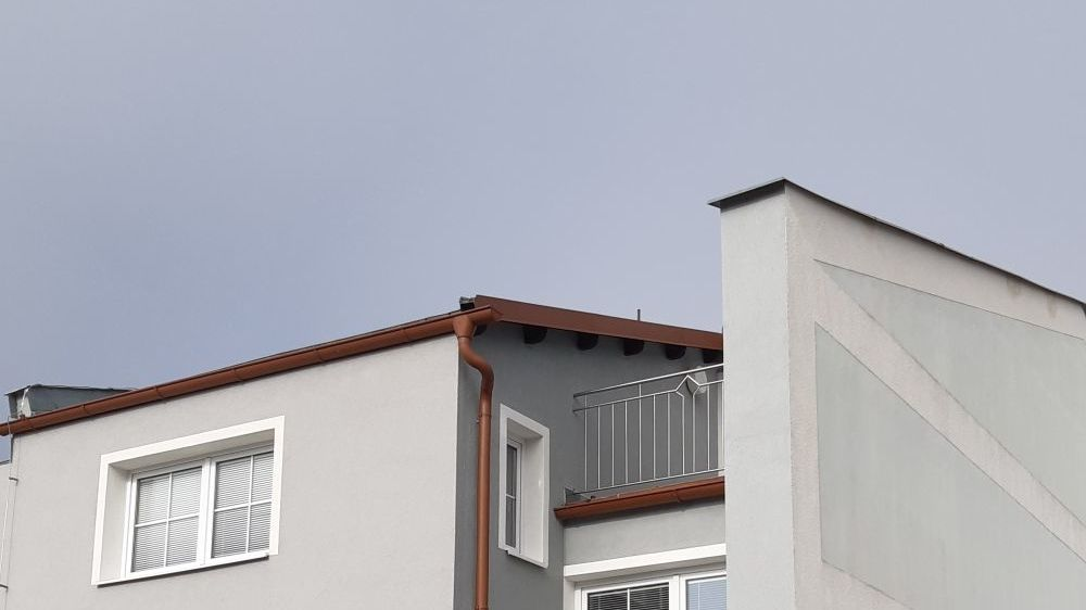 Negativa spojená s nedostatečně větranou střechou