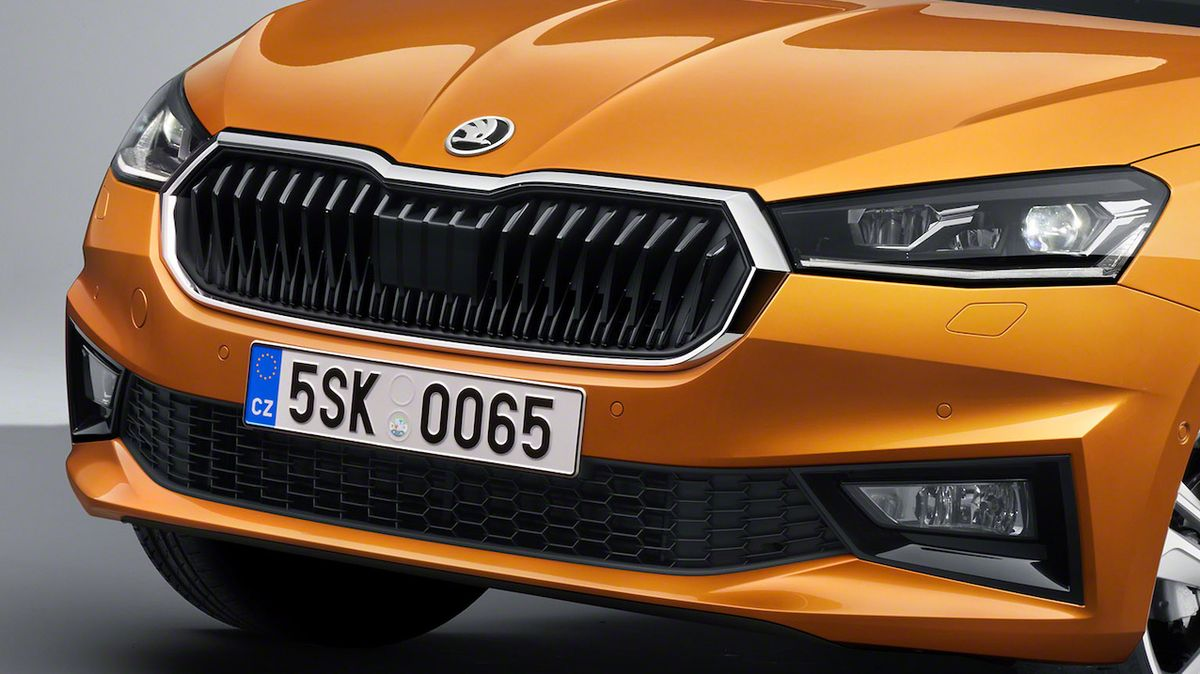 Jak by mohla vypadat nová Škoda Fabia RS? Ilustrátor jí dal podobu
