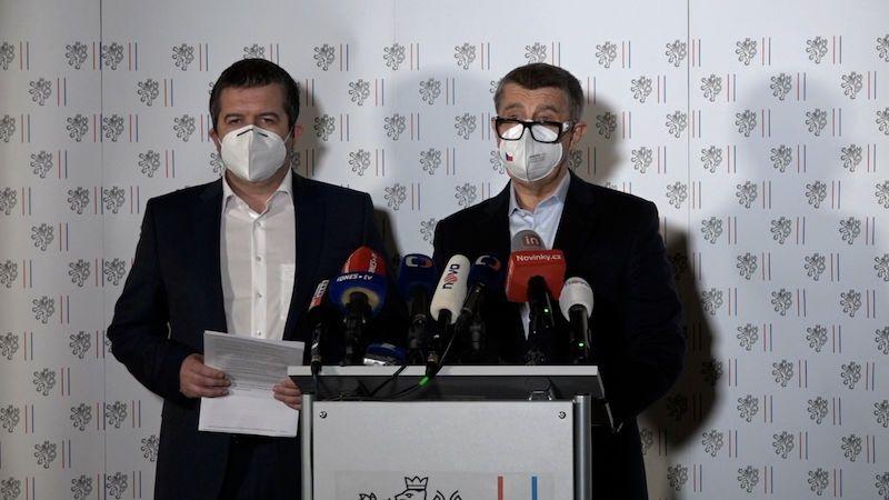 Babiš: Rusko bylo zapojeno do výbuchu ve Vrběticích