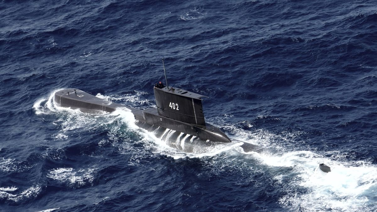 Ztracené indonéské ponorce už došel kyslík