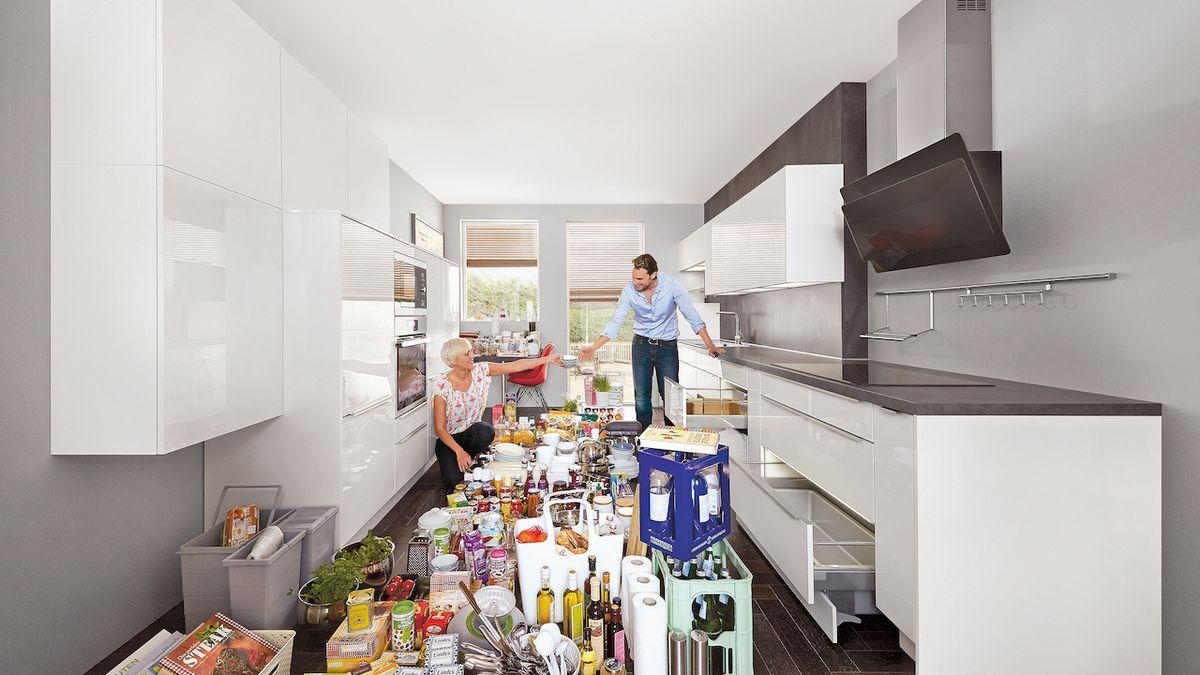 Tajnosti kuchyňských zásuvek
