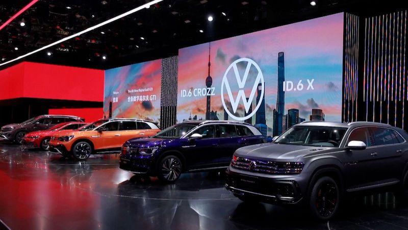 Šanghajský autosalon odstartoval, přináší novinky i pro Evropu