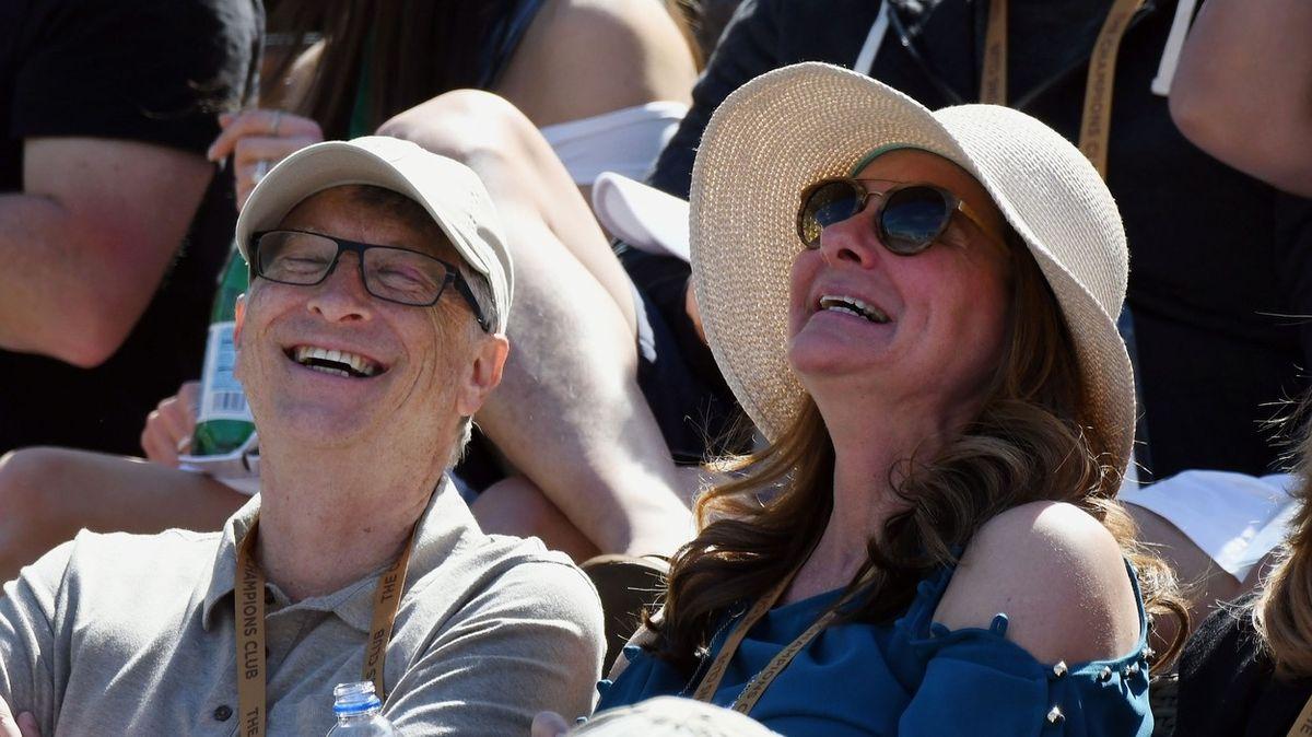 Gatesovi nemají předmanželskou smlouvu. Čeká je dělení 2,6 bilionu korun