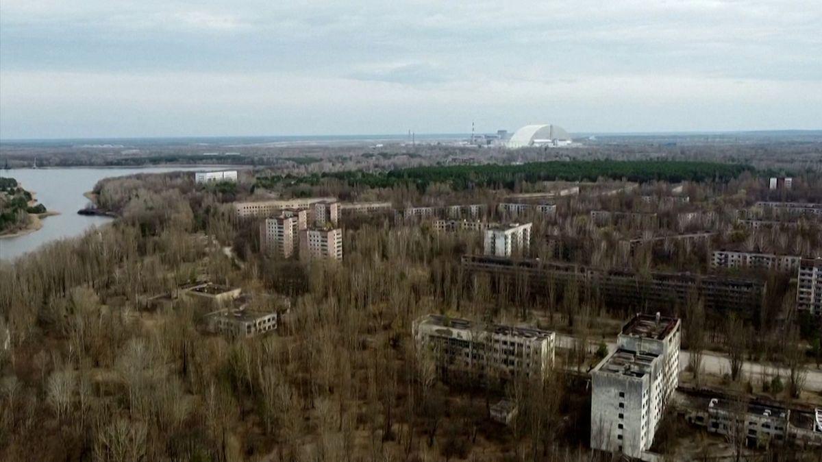 Ukrajina chce Černobyl na seznamu UNESCO. Kvůli penězům