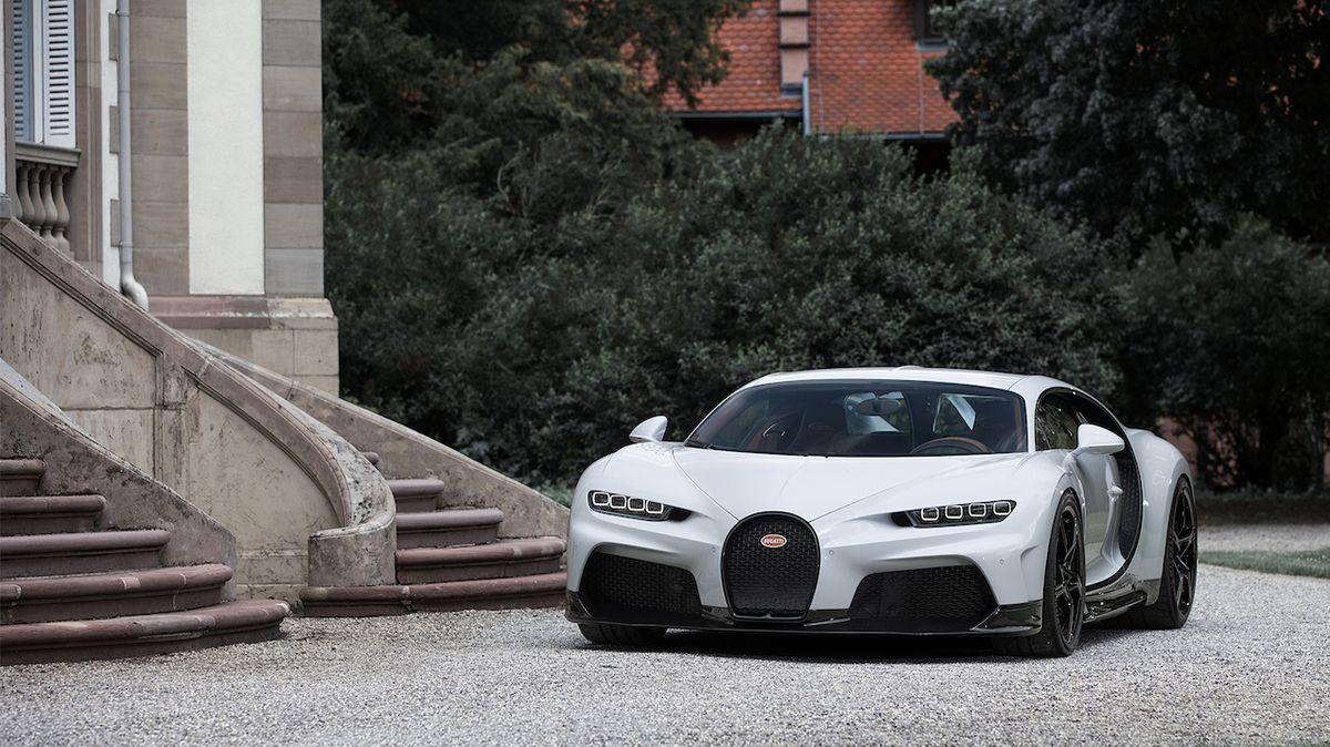 Bugatti Chiron má nový vrchol. Luxus a extrémní výkon spojuje verze Super Sport