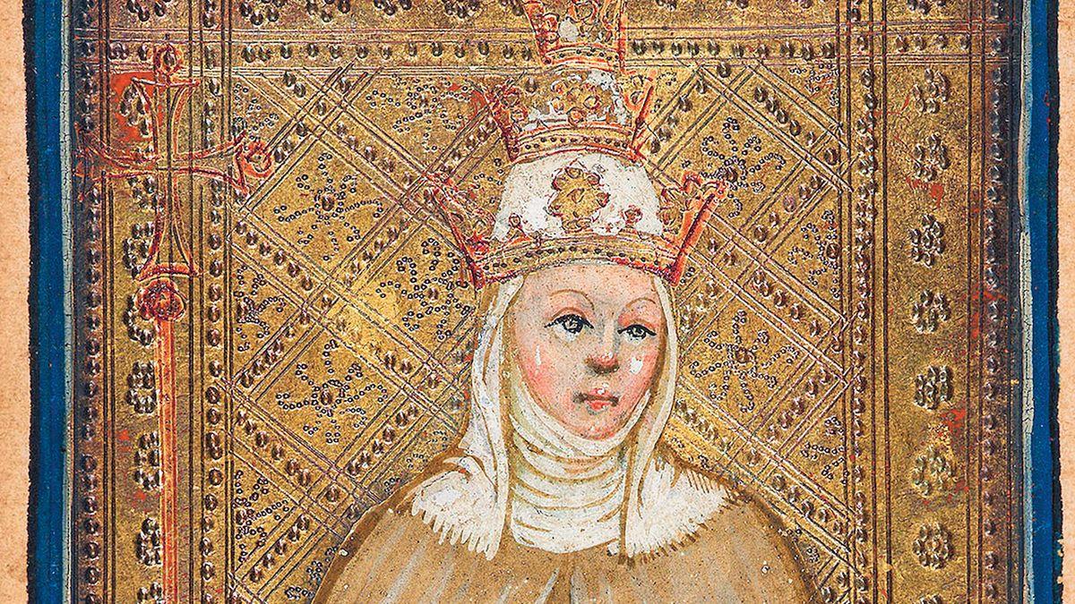 Přemyslovská princezna Vilemína se ocitla na hranici mezi svatořečením a kacířstvím