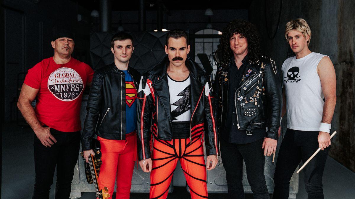 Queenie propojí koncert s Křižíkovou fontánou